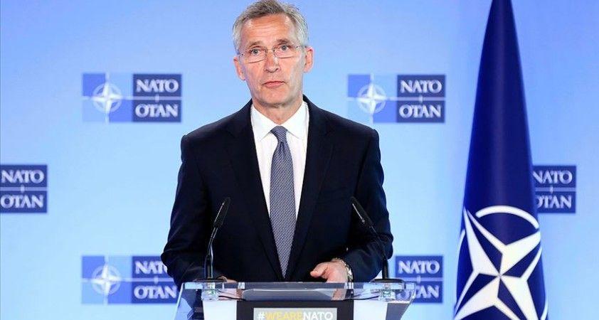NATO Genel Sekreteri Stoltenberg: Doğu Akdeniz'deki kriz dayanışma ruhuyla çözülmeli