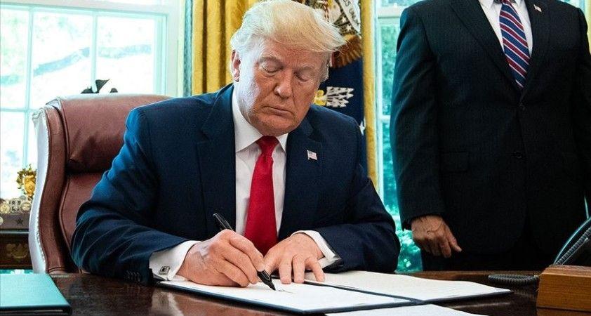 Trump, Çin merkezli 8 mobil ödeme uygulamasıyla işlemlerin yasaklanmasına yönelik kararname imzaladı