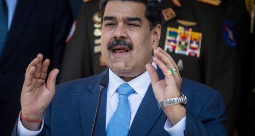 """Maduro: """"Petrol rafinerilerinin yakınlarında ABD ajanı yakalandı"""""""
