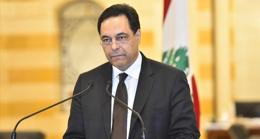 Lübnan Başbakanı Diyab, ülkesinin güneyinde tehlike saçan 'nükleer madde' olduğunu söyledi