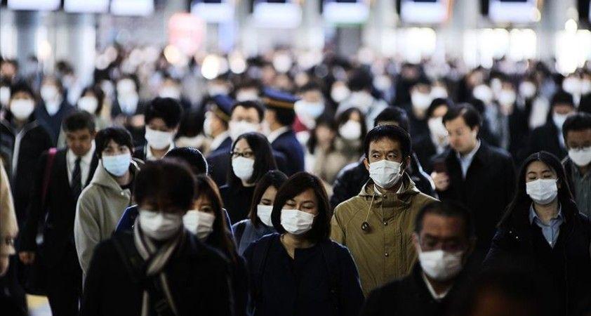Japonya Kovid-19 vakalarının artış hızına karşı 'maksimum uyarıda'
