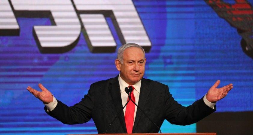 Netanyahu rakiplerini sağcı bir hükümet kurmaya çağırıyor