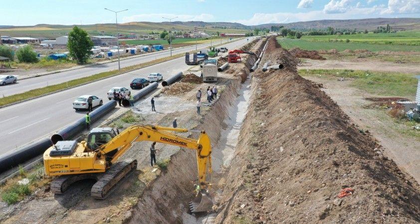 Koçhisar Barajı İsale Hattı için acil kamulaştırma kararı alındı