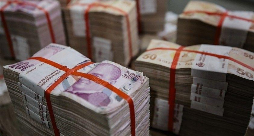 Bankacılık sektörü kredi hacmi geçen hafta 3 trilyon 632 milyar liraya yükseldi