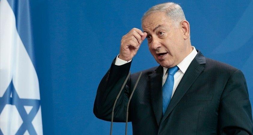 İsrail Başbakanı Netanyahu'dan UCM'nin Filistin lehine verdiği karara tepki