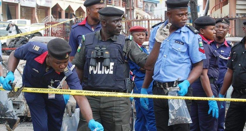 Nijerya'da pazara düzenlenen silahlı saldırıda 20 kişi öldü