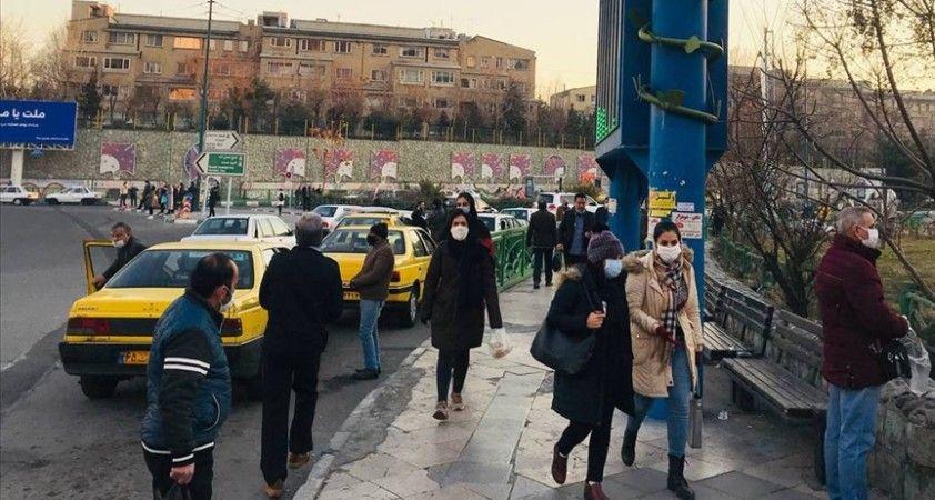 İran'da bazı ilçeler yeniden kırmızı kategoriye yükseldi, Kovid-19 salgınında 4. dalga endişesi arttı