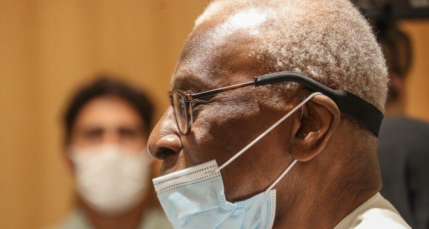 Eski IAAF Başkanı Diack'a yolsuzluktan 4 yıl hapis ve 500 bin Euro para cezası