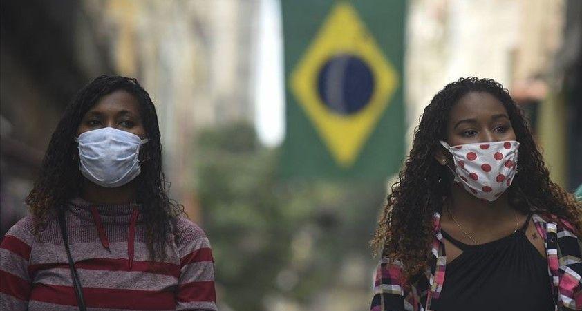Kovid-19 nedeniyle son 24 saatte Hindistan'da 1089, Brezilya'da 888, Meksika'da 522 kişi öldü