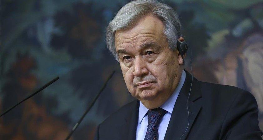 BM Genel Sekreteri Guterres: Korkarım bu salgın (Kovid-19) bitmekten çok uzakta