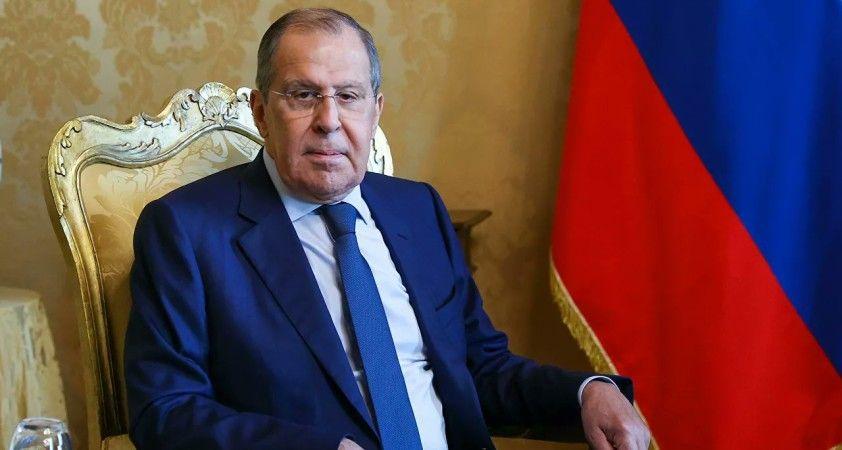 Lavrov: Afganistan'da normal hayata geçiş, yalnızca kapsayıcı bir hükümetle sağlanabilir