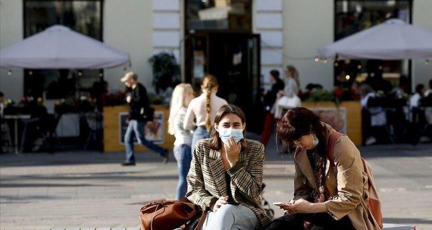 Rusya'da Kovid-19 vakası sayısı 1 milyon 204 bini geçti