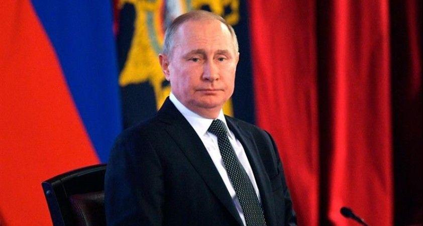 Rusya Devlet Başkanı Putin ülkedeki Kovid-19 önlemlerini açıkladı