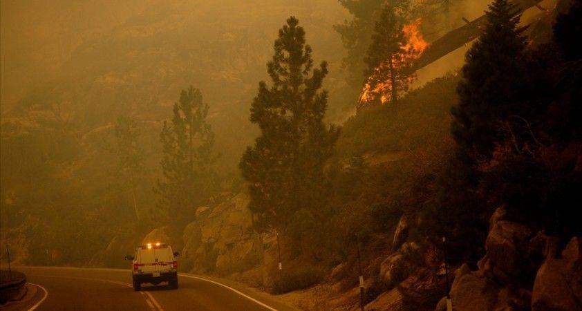 Biden, orman yangınlarının yol açtığı tahribatı incelemek için Idaho ve California'ya gidiyor
