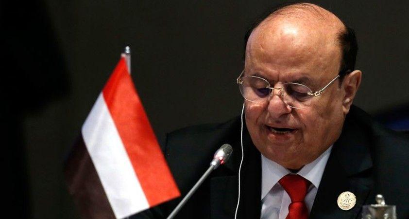 Yemen Cumhurbaşkanı Hadi'den bağımsız Filistin devletine destek: