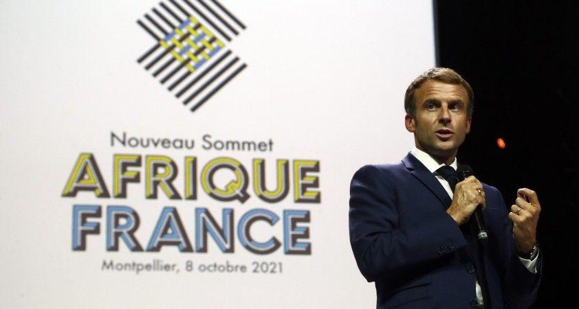 Fransa'dan Afrika'ya 30 milyon euroluk demokrasi fonu