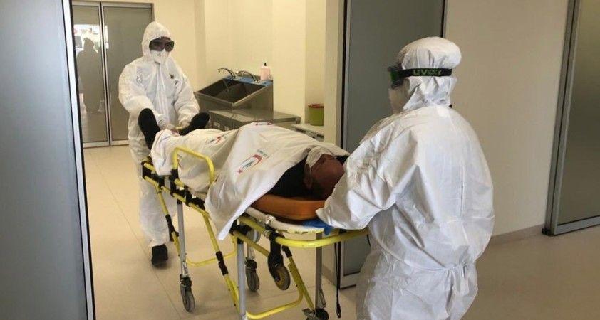 Ordu'da 'delta' varyantı virüs tespit edildi: 56 kişi karantinada