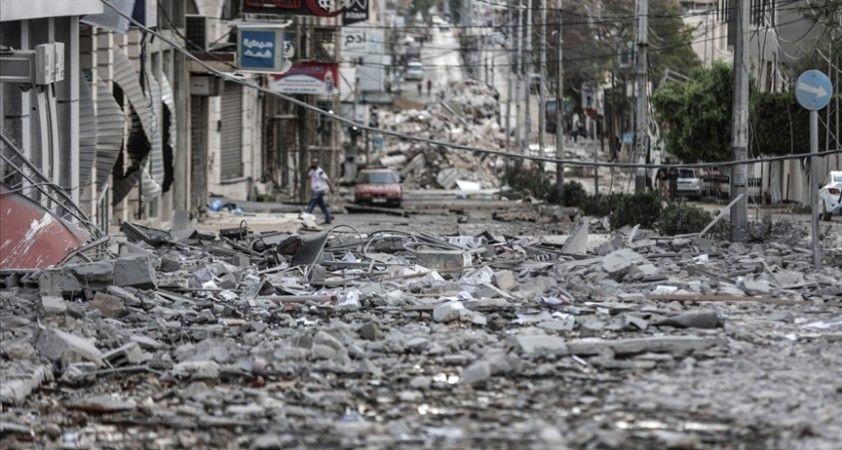 Arap Parlamentosu İsrail'in Gazze'ye saldırılarını görüşmek üzere olağanüstü toplandı
