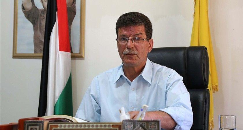 Filistin yönetimi: İsrail'in tutuklulara yönelik baskıları sürerse tüm Filistin'de tansiyon yükselecek