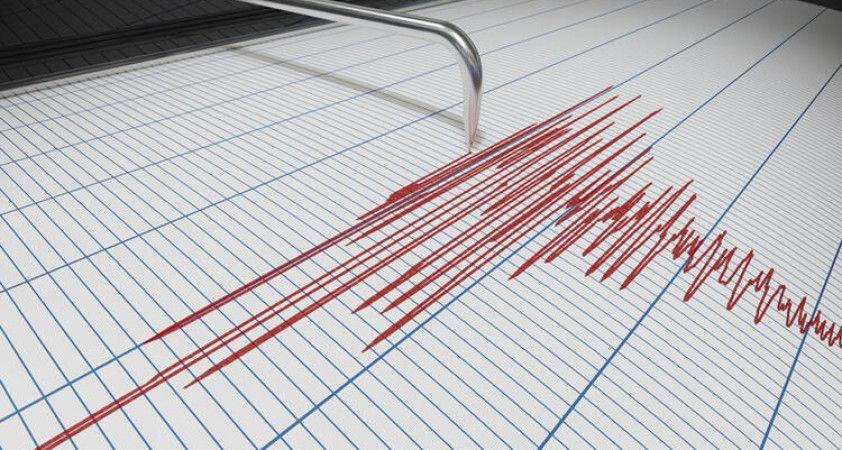 Endonezya'daki depremin büyüklüğü 5.9 olarak açıklandı