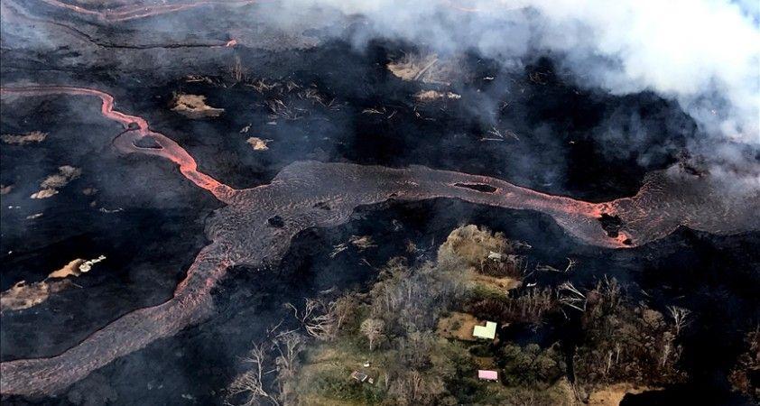 Hawai'deki Kilauea Yanardağı'nda çok sayıda deprem tespit edildi