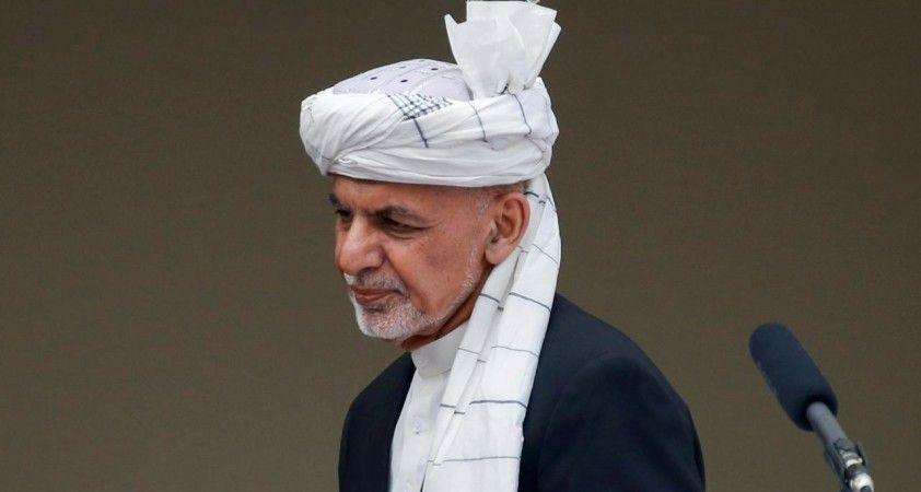 Afganistan Cumhurbaşkanı Gani suskunluğunu bozdu