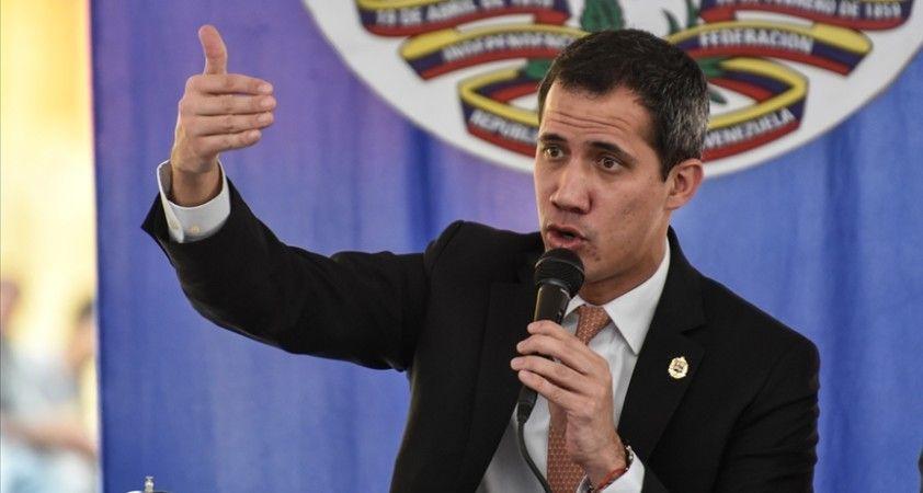 AB, Venezuela'da Guaido ile 'çalışmayı' sürdürecek