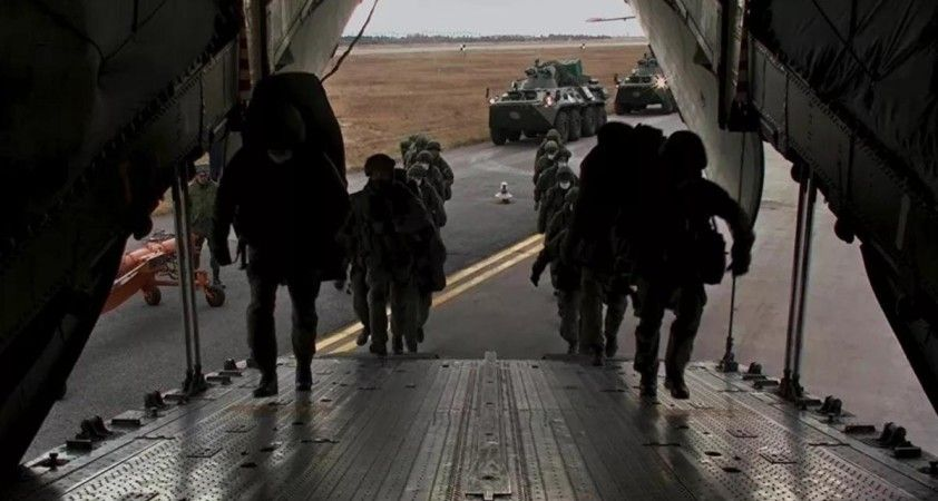 Rusya Genelkurmay Başkanlığı: Ermenistan ile Azerbaycan askeri faaliyetlere son verdi