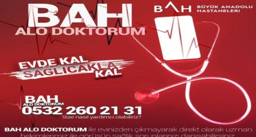 Vatandaşlar için ücretsiz sağlık danışma hattı