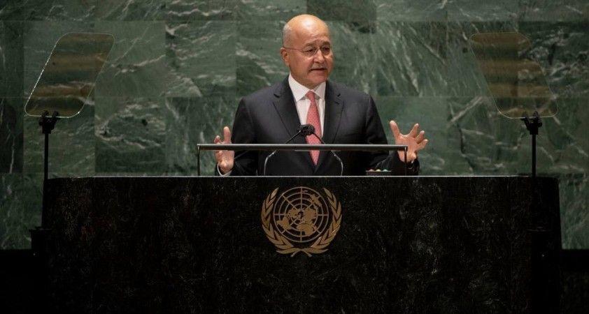 """""""Irak'ta istikrar sağlanmadan bölge istikrarının sağlanması mümkün değil"""""""