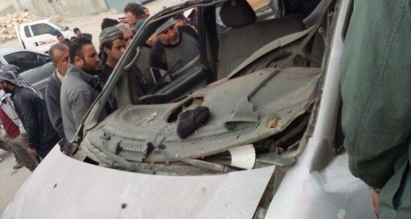 Cerablus 'ta bomba yüklü araç patladı: 2 yaralı