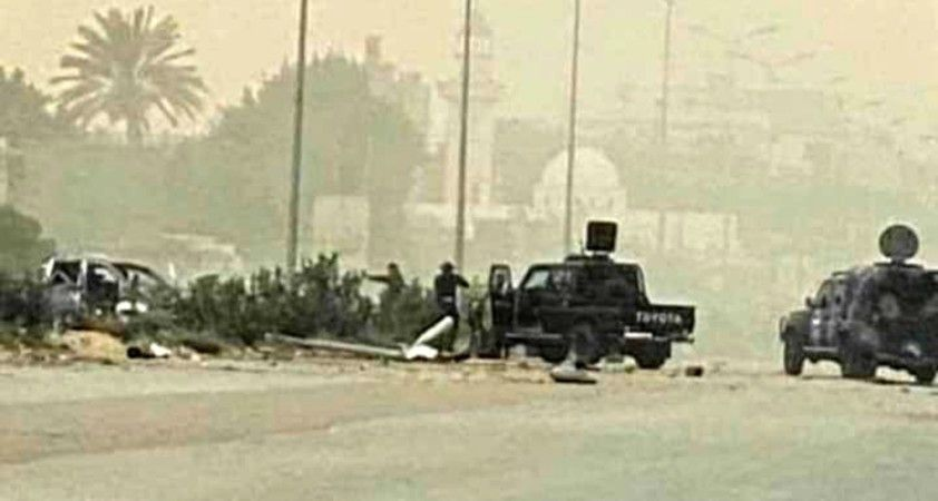 Libya UMH İçişleri Bakanı Başağa'ya suikast girişimi