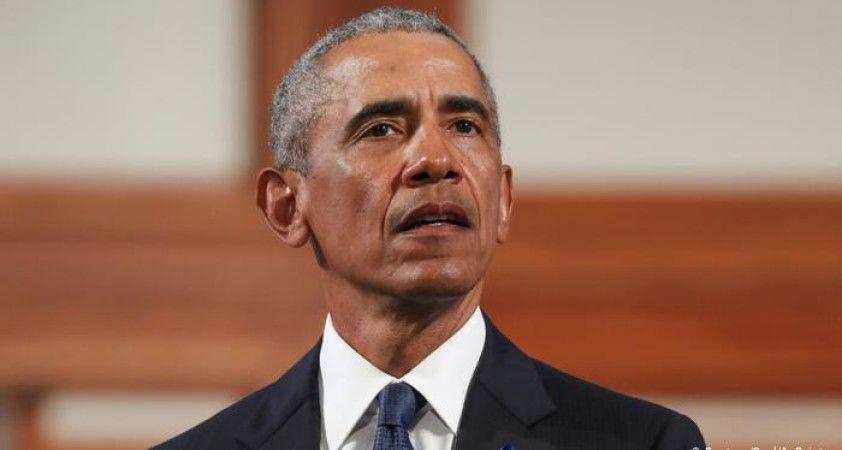 Obama çifti, film projeleri için Netflix'le anlaştı