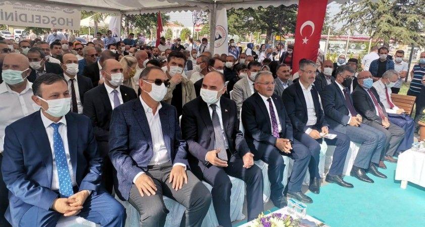 Türkiye'nin en büyük Çocuk Hematoloji ve Onkoloji Hastanesi açıldı