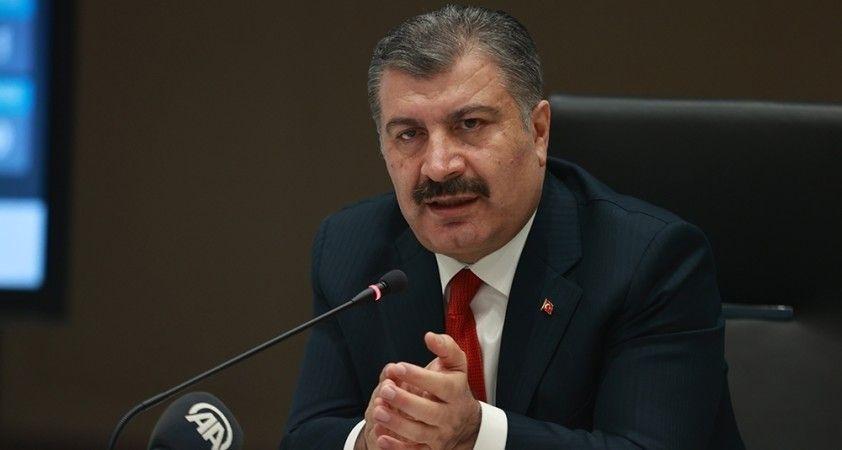 """Sağlık Bakanı Koca: """"Şu an Delta varyantı Türkiye'de yüzde 90'ı geçti"""""""