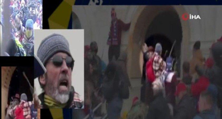FBI, Kongre baskını nedeniyle aranan 10 şüphelinin görüntülerini yayınladı