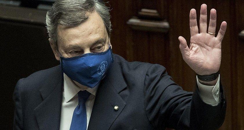 İtalya'da Draghi hükümetine Temsilciler Meclisi'nden güvenoyu