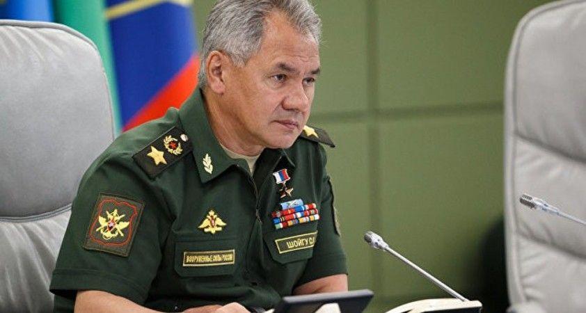 Rusya Savunma Bakanı Şoygu'nun Covid-19 aşısı olduğu ortaya çıktı
