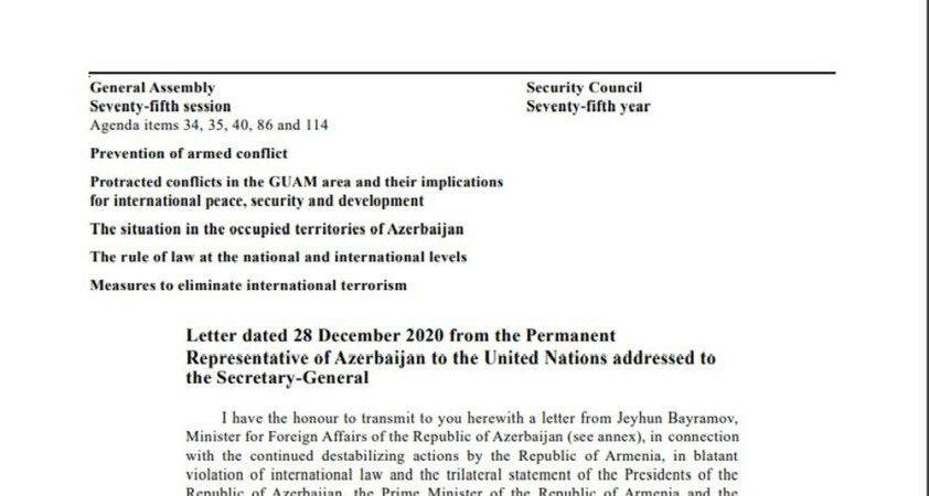 Azerbaycan'ın Hocavend ilinde 62 kişilik Ermeni sabotaj grubunun üyeleri gözaltına alındı