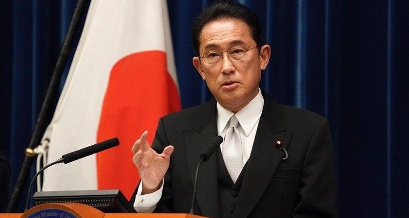 Japonya Başbakanı Kişida'dan Kovid-19'a karşı teşvik paketi mesajı