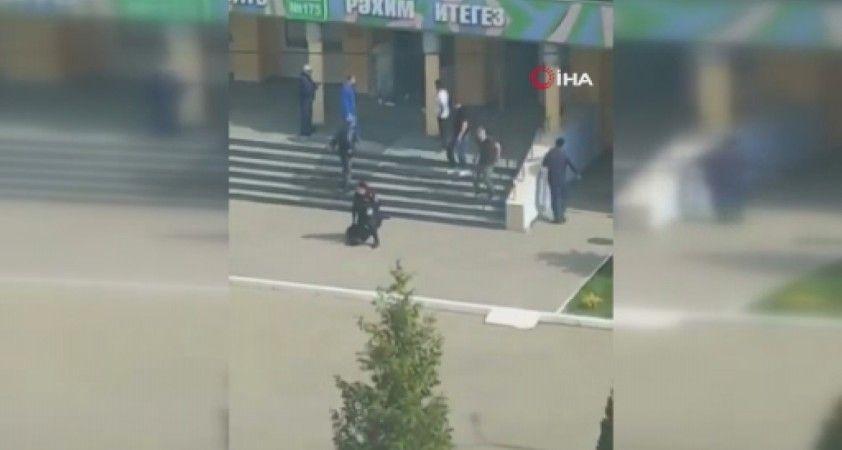 Rusya'da okula silahlı saldırı: 9 ölü, 12 yaralı