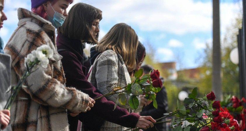 Perm'deki üniversite saldırısının ardından Rusya yasta