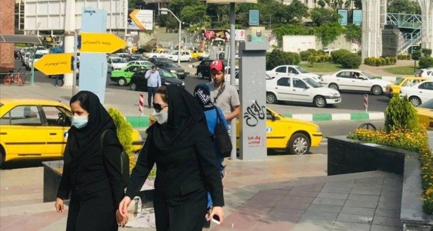 İran'da son 24 saatte Kovid-19'dan 251 kişi hayatını kaybetti