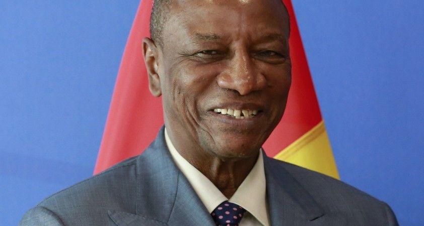 Gine'de darbe iddiası: Cumhurbaşkanı Conde'nin gözaltına alındığı öne sürüldü