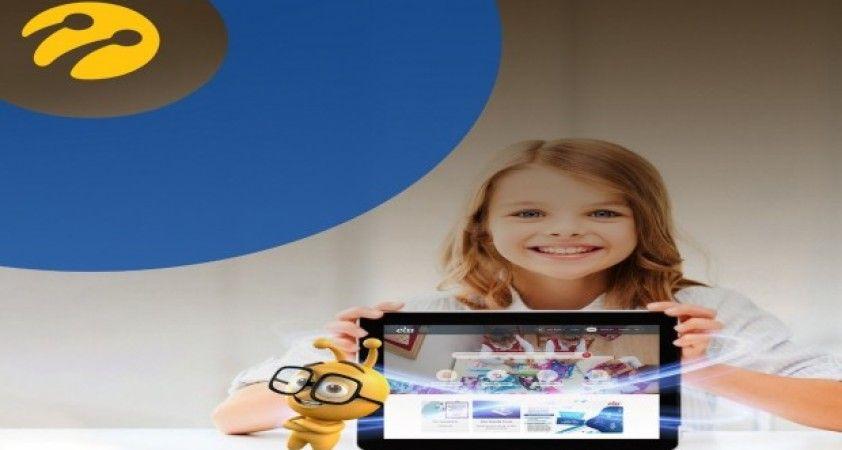 Öğretmen ve öğrenciler fiberle bağlandı, internet kullanımı yüzde 40 arttı