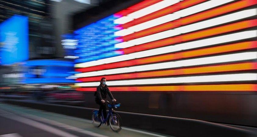 ABD'de Kovid-19 nedeniyle son 24 saatte 480 kişi öldü