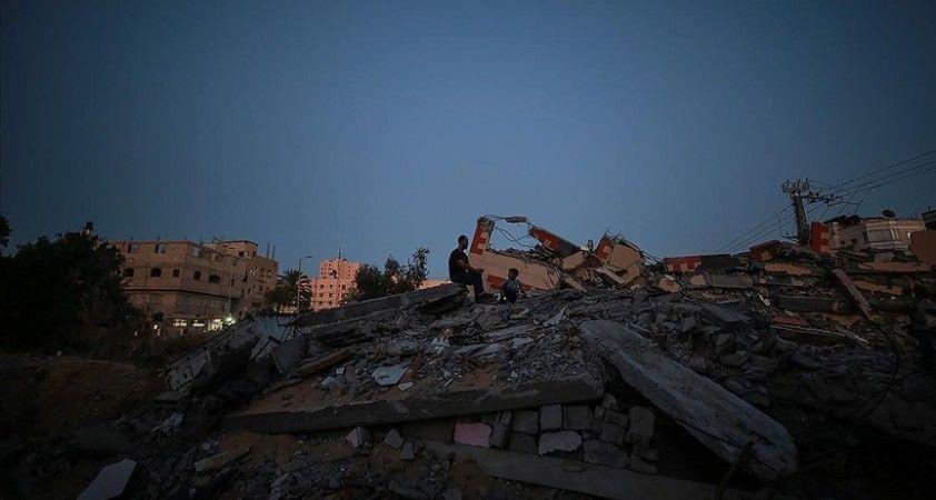 Katar, Gazze'nin yeniden imarı için 500 milyon dolar destekte bulunacağını açıkladı