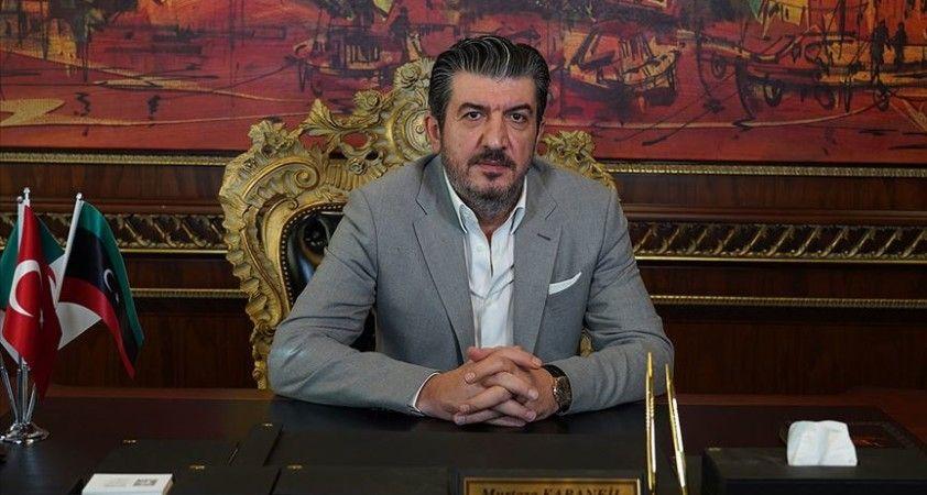 Libya yetkililerden 'Türk enerji şirketleri petrol ve doğal gaz rezervlerinden daha fazla pay almalı' çağrısı