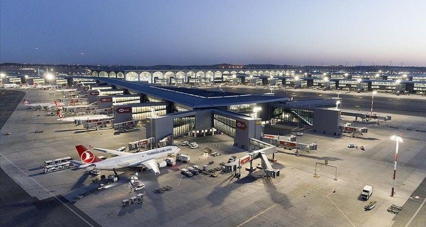 İstanbul Havalimanı 'dünyanın en iyi 10 havalimanı' sıralamasında ikinci oldu