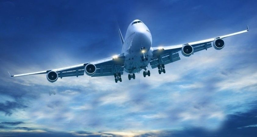 Ağustos'ta 18 milyon 277 bin 215 yolcu hava yolunu tercih etti